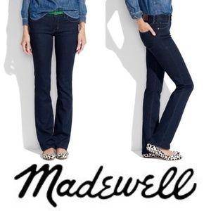 Madewell Boot Legger 26 x 32 Jeans